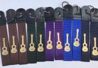 Schlüsselanhänger mit Lederende